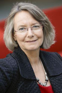 Evelyne Gebhardt, Spitzenkandidatin der SPD Baden-Württemberg für die Europawahl, geboren in Paris und seit 1994 MdEP