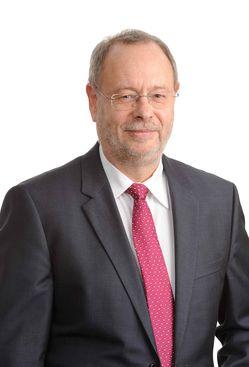 Büergermeister Michael Geggus, Bewerber um das Amt des Oberbürgermeisters der Stadt Baden-Baden
